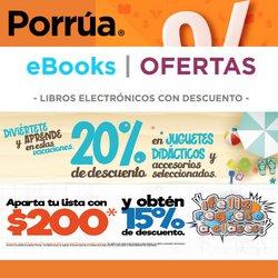 Catálogo Librería Porrúa ( Vence mañana)
