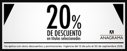 Ofertas de Librería Porrúa  en el folleto de Benito Juárez (Ciudad de México)