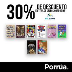Ofertas de Librería Porrúa  en el folleto de Ciudad de México