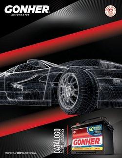 Ofertas de Autos, Motos y Repuestos en el catálogo de Gonher ( 12 días más)