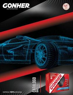 Ofertas de Autos, Motos y Repuestos en el catálogo de Gonher ( 10 días más)