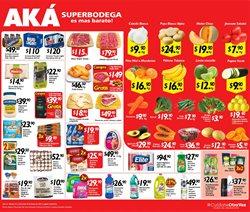 Catálogo AKÁ Superbodega ( Caducado )