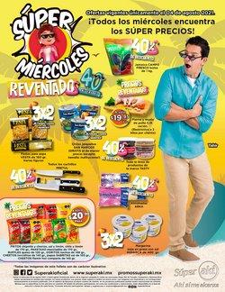 Ofertas de Hiper-Supermercados en el catálogo de Aki ( Vence mañana)