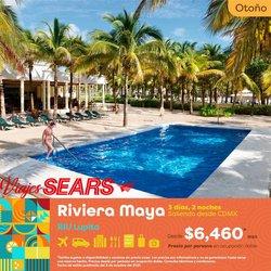 Ofertas de Viajes en el catálogo de Viajes Sears ( 21 días más)