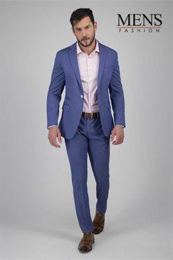 Catálogo Men's Fashion ( Publicado ayer )