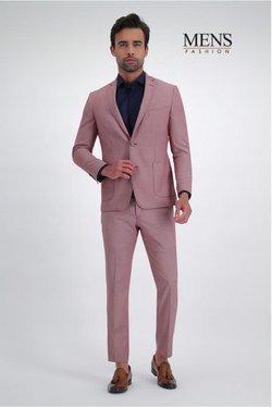 Ofertas de Men's Fashion en el catálogo de Men's Fashion ( Vencido)
