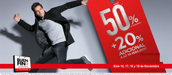 Ofertas de Men's Fashion  en el folleto de Saltillo