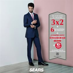 Ofertas de Sears  en el folleto de León