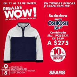 Ofertas de Tiendas Departamentales en el catálogo de Sears en Torreón ( 3 días publicado )