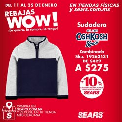 Catálogo Sears ( 4 días más )