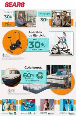 Ofertas de Tiendas Departamentales en el catálogo de Sears en Zapopan ( 3 días más )