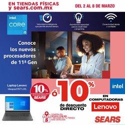 Catálogo Sears en Guadalajara ( 3 días más )