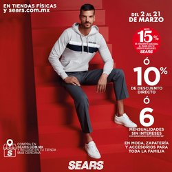 Catálogo Sears ( Publicado hoy )