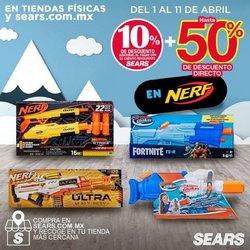 Ofertas de Tiendas Departamentales en el catálogo de Sears en La Paz ( Vence mañana )