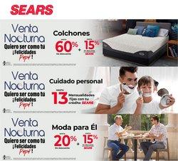 Ofertas de Sears en el catálogo de Sears ( Publicado ayer)