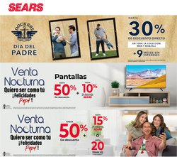 Catálogo Sears ( Vence hoy)