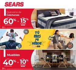 Ofertas de Sears en el catálogo de Sears ( Publicado hoy)