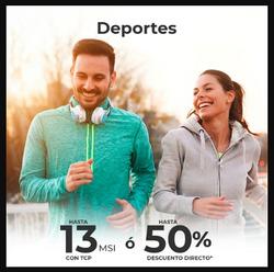 Ofertas de Sears  en el folleto de Tijuana