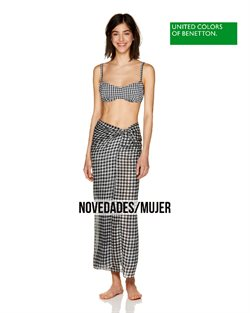 Ofertas de Benetton  en el folleto de Cancún