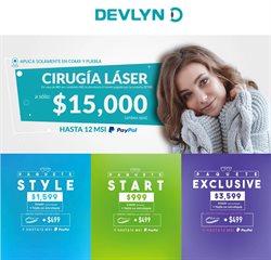 Ofertas de Ópticas en el catálogo de Devlyn en Aguascalientes ( 4 días más )