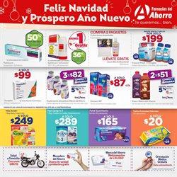 Ofertas de Farmacias y Salud en el catálogo de Farmacias del Ahorro en Santiago de Querétaro ( 2 días publicado )