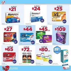 Ofertas de KETOROLACO en Farmacias del Ahorro