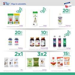 Ofertas de Vitaminas en Farmacias del Ahorro