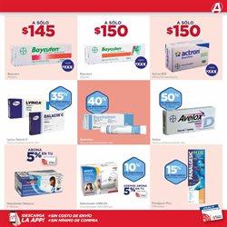 Ofertas de Shakira en Farmacias del Ahorro