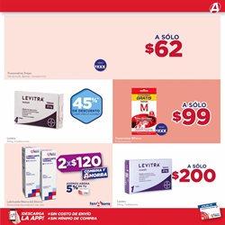 Ofertas de Condones en Farmacias del Ahorro