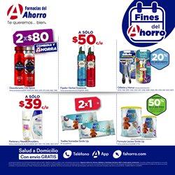 Catálogo Farmacias del Ahorro ( 5 días más )