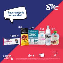 Ofertas de Farmacias y Salud en el catálogo de Farmacias del Ahorro en Ciudad Juárez ( 26 días más )