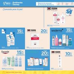 Ofertas de Farmacias y Salud en el catálogo de Farmacias del Ahorro ( 16 días más )