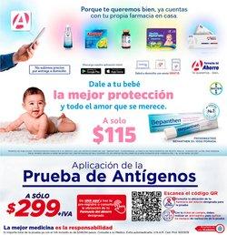 Ofertas de Farmacias y Salud en el catálogo de Farmacias del Ahorro en Guanajuato ( 3 días publicado )