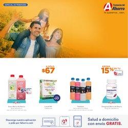Catálogo Farmacias del Ahorro ( 19 días más)