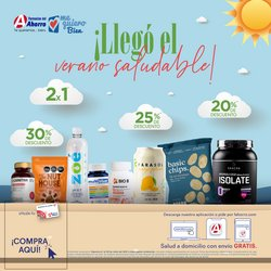 Catálogo Farmacias del Ahorro ( 15 días más)