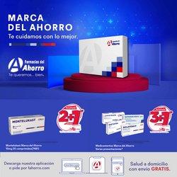 Catálogo Farmacias del Ahorro ( 27 días más)