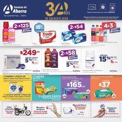 Ofertas de Farmacias y Salud en el catálogo de Farmacias del Ahorro ( 11 días más)