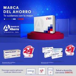 Catálogo Farmacias del Ahorro ( 11 días más)