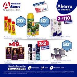 Catálogo Farmacias del Ahorro ( 2 días más)