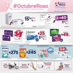 Ofertas de Farmacias y Salud en el catálogo de Farmacias del Ahorro ( 7 días más)