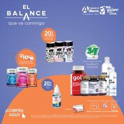 Ofertas de Farmacias del Ahorro en el catálogo de Farmacias del Ahorro ( 4 días más)
