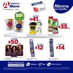 Catálogo Farmacias del Ahorro ( Publicado hoy)