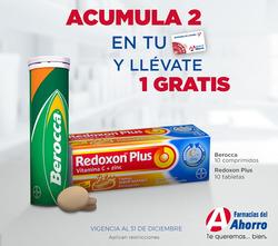 Ofertas de Farmacias del Ahorro  en el folleto de Ciudad de México