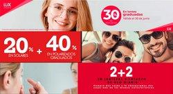 Ofertas de Ópticas en el catálogo de Ópticas Lux ( 17 días más)