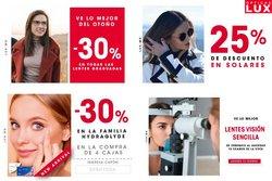 Ofertas de Ópticas Lux en el catálogo de Ópticas Lux ( 14 días más)