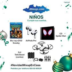 Catálogo Mixup en Monterrey ( Caducado )