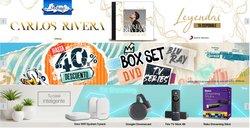 Ofertas de Electrónica y Tecnología en el catálogo de Mixup ( Vence hoy)