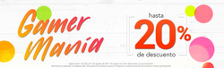 Ofertas de Mixup  en el folleto de Monterrey