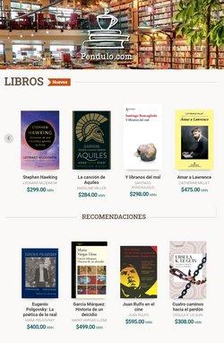 Ofertas de Librería el Péndulo en el catálogo de Librería el Péndulo ( 15 días más)
