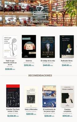 Ofertas de Librerías y Papelerías en el catálogo de Librería el Péndulo ( 4 días más)